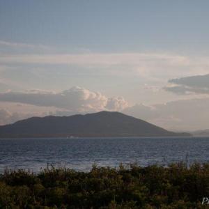 サロマ湖(4)Sunset 1