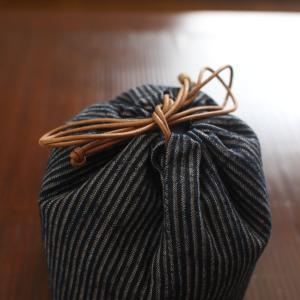 つつむ 「布の茶道具」