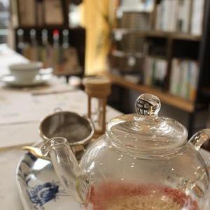 ワークショップ「スコーンと紅茶でティータイム」