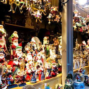 ドイツからの便り、クリスマスマーケット