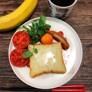 新玉葱が美味しい!サラダとスープに。butterの食パン