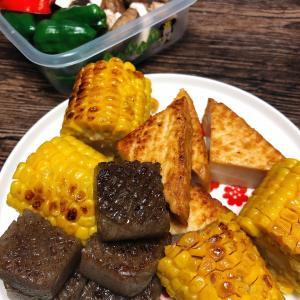 おうち焼肉!サイドメニュー充実と懐かしの和菓子