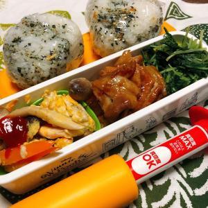 もち麦入り残り野菜でスープ。コストコの鯛で昆布〆