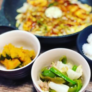野菜たっぷり娘のお助けご飯!朝活〜木津市場と茶臼山