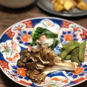 食感&香りがすごい原木舞茸!嵜本の限定マリトッツォ