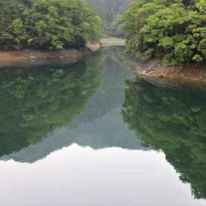 四国中央市金砂湖