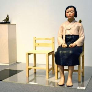 【News Clip】少女像「展示は続けられるべきだ」=日本ペンクラブが声明(時事通信)
