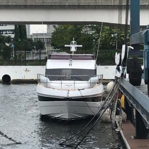 プリンセスF45納艇