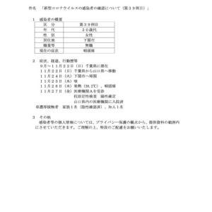 感染拡大の一途【11/28】