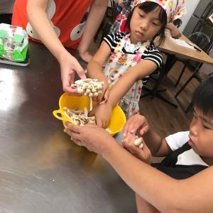 江戸川区船堀けさらんぱさらん 親子で楽しめるパン教室 9月はレーズンパンを作ります。