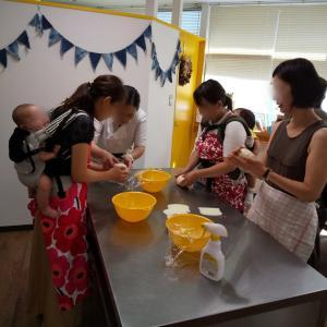 [開催報告]9月Mamaパン教室