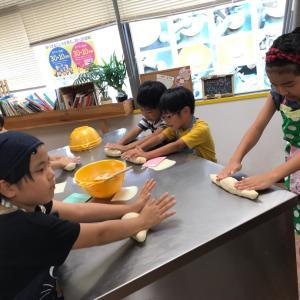 江戸川区船堀けさらんぱさらん 小学生夏休みカレーの会開催しました。