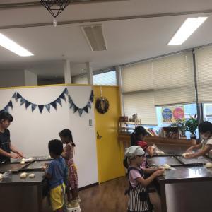 江戸川区船堀けさらんぱさらん キッズパンの会を開催しました。