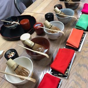 江戸川区船堀 けさらんぱさらん 夏休みイベント キッズお茶の会 午前の会開催しました。