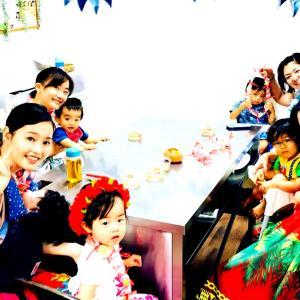 ハワイアン幼児教室deパンランチ‼︎ 始まりました