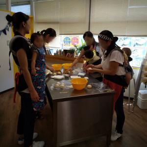 [開催しました] 8月Mamaパン教室