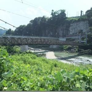 山奥の水力発電所遺構を見に行こう(1日目)