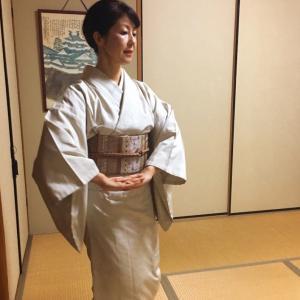 左脳人間のワタシ、日本文化に振れることで感じることを思い出す