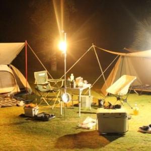 夫婦キャンプ ドハマリの予感