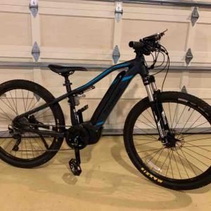 パナソニックXM1に【ドロッパーシートポスト】を取り付けてみる e-bike