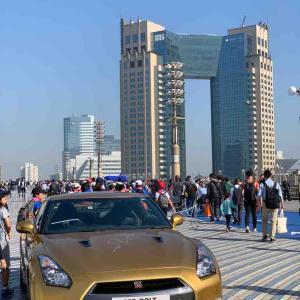 あれ?雰囲気変わった東京モーターショー2019 まずは子供が遊べる青海側と、途中の移動の車達