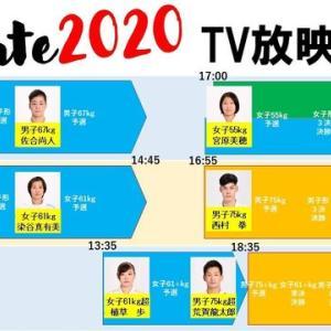 東京オリンピック2020「空手」
