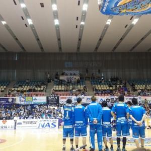 レイクス☆VS高松ファイブアローズ@県立体育館