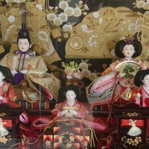 """日本の伝統行事「ひな祭り」Japanese traditional event """"Girl's Festival"""""""