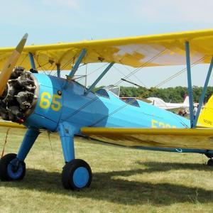 """作ってみたい複葉機 """"The biplane I'd like to make"""""""