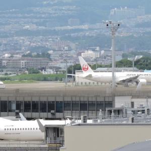 """大阪(伊丹)国際空港 """"Osaka (Itami) international airport """""""