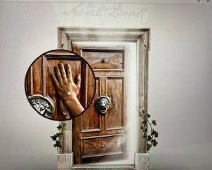 「どこでもドア」じゃないよ「どこかへドア」だよ
