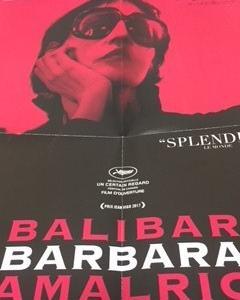 憧れの仏女優は永遠に輝く「バルバラ セーヌの黒いバラ」