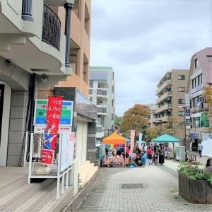 9月の中川まちなかマーケット