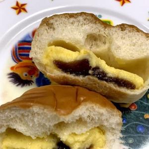 ☆プリン風味クリームパン☆