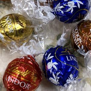 ☆チョコレート・LINDOR☆
