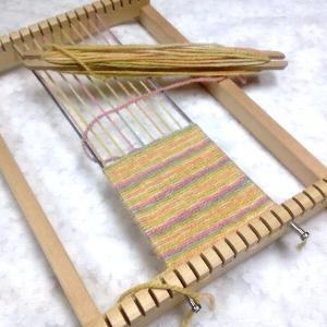 ☆糸の手遊びグッズ・ドイツ製織り機とリリアン☆