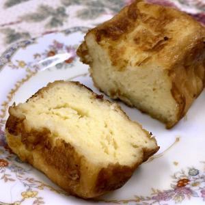 ☆フレンチトースト・コロンとしたパンで☆