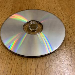 ☆くるくる~CDでコマ遊び☆