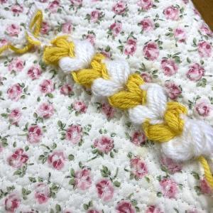 ☆ハート編み・玉編みの日☆