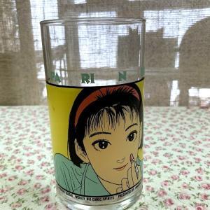 ☆バナナジュースと大きなグラス☆