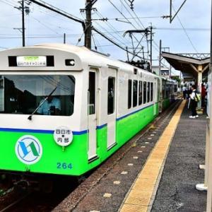【あすなろう鉄道内部線を乗り歩く~この日2度目のナロゲージ~】