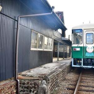 【ミニ鉄道紀州鉄道をさらにプチ乗り歩き】