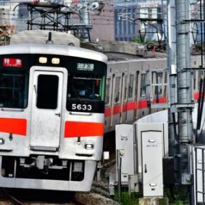 ダイヤ改正後も残存する山陽車による特急須磨浦公園行き