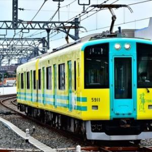 阪神甲子園駅でTORAKO号送り込みを撮影