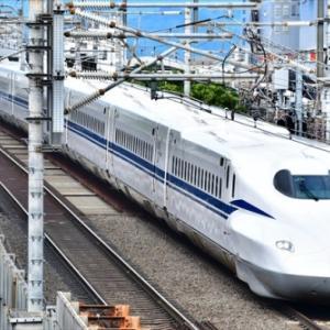 ニュー東海道新幹線N700S系のぞみ撮影~東山陸橋~