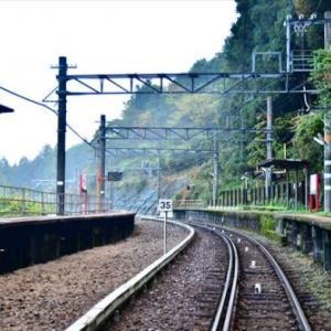 南海高野線秘境駅の一つ上古沢駅を訪問