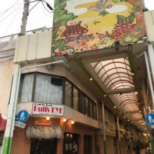 2019.9 沖縄*石垣島旅⑪☆夕食を求め商店街をウロウロ