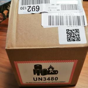 ダイソンの中華バッテリーの交換パーツが来た。