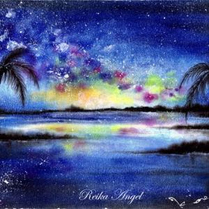 12月21日ハワイの天の川&新緑講座しまーす♬