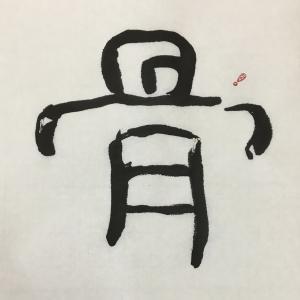 骨折(左鎖骨遠位端骨折)
